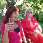Tag der offenen Tür 2012 - Praxiskooperation Memmingen - Elisabeth Hölldorfer und Petra Maria Brutscher