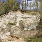 Sandgrube bei Sünzhausen