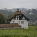 Etude des modifications architecturales, Aumônerie de Montorge, Fribourg