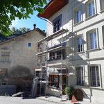 Fribourg, Rue de la Samaritaine 40, propriété privée