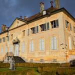 Château de Hauteville, Saint-Légier-La Chiésaz, Extérieur