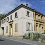 La Sarraz (VD), Maison Knébel, propriété privée