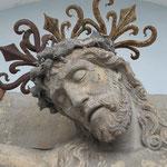 Crucifix, Cimetière de Saint-Léonard (Fribourg)