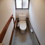 トイレ クロス貼替・メンテナンス