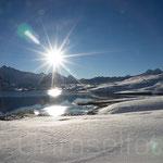 Grimselpass Totensee