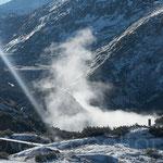 Gelmer Nebel und Sonne