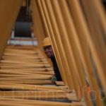 Grindelwald Kranausleger zur Montage bereit