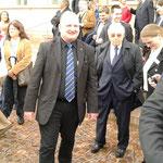 TMH Take My Help / Paneuropa  Unsere Präsitentin im Gespräch m. Alain Terrenoire ( Präsident d. PANEUROPA UNION INTERNATIONAL )