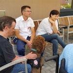 TMH Take My Help Einsatzdienst  - Therapie - mit Schoko