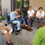 TMH Take My Help Einsatzdienst  - Therapie mit Schoko