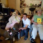 TMH Take My Help Einsatzdienst  - Therapie - Schoko