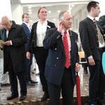TMH Take My Help / Paneuropa  Unsere Präsitentin  m. Alain Terrenoire ( Präsident d. PANEUROPA UNION INTERNATIONAL ), Prinz Wolfgang von Bayern