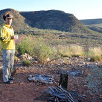Ridgetop Bushcamp - Kafi zum Zmorge