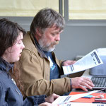 Philippe MULOT et sa fille aux calculs