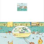10,Bath Roomメッセージカード