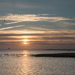 Sonnenuntrgang in Nessmersiehl