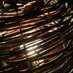Lampenschirm aus Ästen