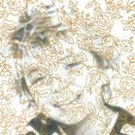 理想的なこども 4   鉛筆・アクリル・ケント紙   185×185