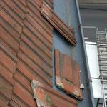 Dachschaden nach sturm