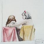 Atelier cours de croquis dessin peinture Bordeaux