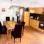Speisezimmer & Küche
