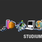 """Plakat """"Studium"""", Semesterarbeit"""