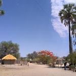 のんびりした村、グウェタ