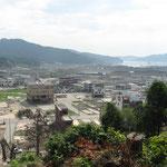 大槌町(2011.8.15)