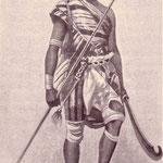 Amazone dahoméenne