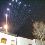 Foc de artificii, Revelion 2014!