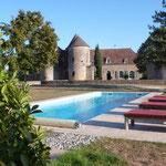 Le Château - Ferienhaus Périgorg