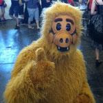 Rencontre avec Alf