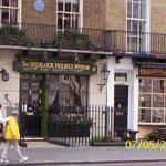 Sherlock Holmes: son musée