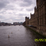 La tamise / the Thames