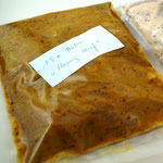 Marinade: Honig-Curry-Senf für Hühnchen