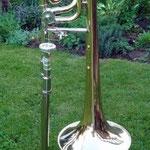 "Bach Stradivarius LT42BG - Bohrung: 13,9 mm (.547"") - Schallstück: 216 mm (8-1/2"")"