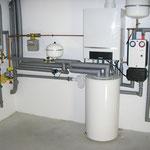 Gas-Brennwertkessel, Kleinmachnow