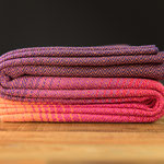 MADALO Nena Naranja - baby wrap - Handgewebte Babytragetücher