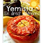"""Recette des """"yemista"""""""