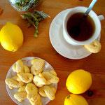 """Recette : """"Koulourakia"""" au citron"""