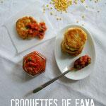 Croquettes de fava