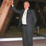 aktueller Dachstuhl 2013, Hr. Gerald Fuchs