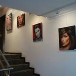 Kunst Ausstellung Gemälde und Bilder Malerei