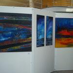 Forum am Hofgarten 12- Bilder Malerei