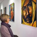 Uni - Klinik 2 Kunstausstellung