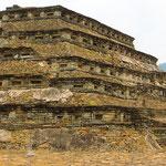 Die Ruinen von El Tajín sind mehr als 2000 Jahre alt.