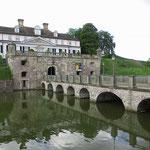 Schloss Bad Pyrmont, ehemals Sitz der Grafen von Waldeck, heute ein Museum.