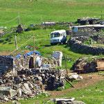 Siedlung auf 2400 m ü.M.