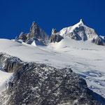 Die Berge sind hier schroff und gerade darum von faszinierender Schönheit.
