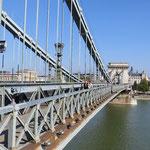 Vom Donauradweg direkt in die Altstadt - wir sind angekommen!